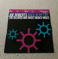 Joe Roberts - Back In My Life, 12in UK Vinyl, Beloved mixes, FFRR
