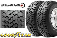 2 X New 235/75R15 Goodyear Wrangler Radial All Terrain Tires P235/75R15 105S