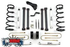 "Dodge Ram 5"" Lift Kit 2009 4WD 1500/2500/3500 Gas Diesel Zone Offroad #D13"