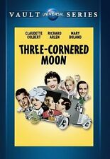 Three-Cornered Moon (Claudette Colbert) - Region Free DVD - Sealed