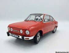 Skoda 110R Coupe 1980  rot  - 1:18 Abrex