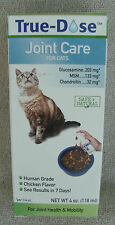ENB Science-True Dose Joint Care For Cats- Chicken Flavor 4 oz ~ NEW