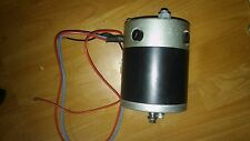 E-Motor Electric Motor also Generator UNITE MY1020GD DC 500W 24V/36V,with Pinion