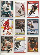 Lot of 1000 (One Thousand) Igor Larionov Hockey Card Collection Mint with RC