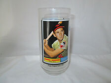 1993 Brooks Robinson Mc Donald's Coca Cola Glass