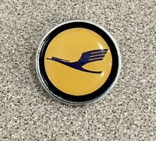 Lufthansa airlines Logo Pin Badge .Check My Store List.✈️✈️✈️✈️✈️✈️