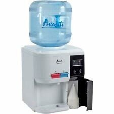 NEW Water Cooler Dispenser & Cup Storage, Tabletop Hot Cold 3 & 5 Gallon Bottles