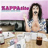 Frank Zappa - Zappatite ('s Tastiest Tracks, 2016)