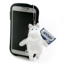 BNWT Cute Moomin Plush Anti Dust Earphone Plug with charm MuminTroll Doll Hippo