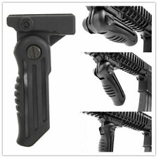 2 Position Hunting Foldable Foregrip Front Grip for Picatinny/Weaver Rail Type
