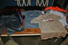 SPORTS WEAR SHORTS & SHIRTS TO FIT 10 - 14 YEAR OLD BOY: UA, REBOK, NIKE & MORE