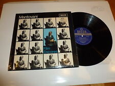 MANTOVANI & His Orchestra - Film Encores - 1958 DECCA Label 12-Track Vinyl LP