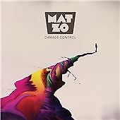 MAT ZO DAMAGE CONTROL CD NEW SEALED 2013 ANJUNABEATS COMPACT DISC DIGIPAK