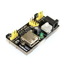 MB102 3.3V 5V Breadboard Power Supply Module Adapter Shield For Arduino Board
