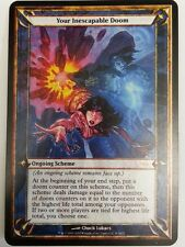 1x Your Inescapable Doom GATEWAY PROMO! engl. NM