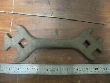 "Antique Vintage Farm Multi Tool Implement Wrench 10 1/4"" long"