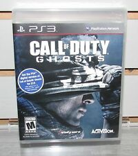 Call of Duty Ghosts Playstation 3 PS3 Brand New Sealed!