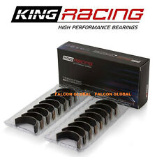King Race Performance Rod+Main Bearings+Thrust Acura Integra B18C1 B18C5 STD