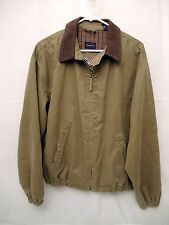 GANT PEACHED WINDCHEATER - GANT USA (TM) JACKET SIZE MED 100% COTTON