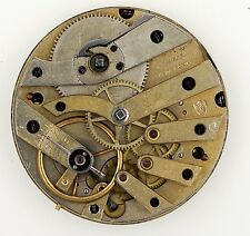 STAUFFER &CO IWC IMPORTER FOR UK EARLY LEVER POCKET WATCH MOVEMENT SPARES Q11