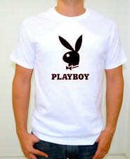 PLAYBOY Logo T-shirt Adult Medium size