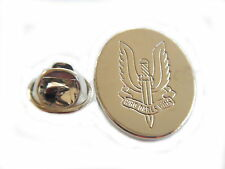 SAS Special Air Service Engraved Lapel Military Badge