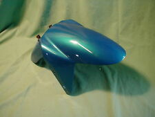 TRIUMPH*fairing*Verkleidung*int*apü*SPEED TRIPLE*fender*neon blue*