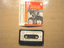 THE BEATLES - REVOLVER   EXTRA RARE DIFF COVER YUGOSLAVIA CASSETTE TAPE