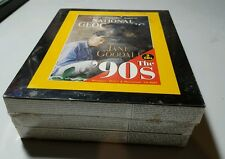 National Geographic 70's 80's 90's Magazines on CD-Rom ( PC ) Printable in Color