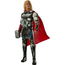 Adult Deluxe Muscle Chest Thor Costume Avengers  Size Standard