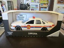 Nassau County New York Police NYPD 1995 Chevy Caprice 1:24 Diecast Bank 1of 1000