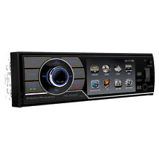 "NEW! PowerAcoustik PD-344B 1-Din 3.4"" LCD Screen & Bluetooth Detachable Face"
