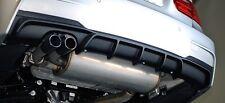 BMW F30 F31 F35 3 Series M-sport scarico diffusore M-Pack m tech sport diffuzer