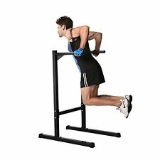 Heavy Duty Freestanding Dip Station Parallel Bar for Chest Bicep Triceps Workout