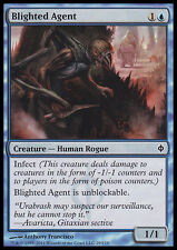 MTG BLIGHTED AGENT EXC - AGENTE MALIGNO - NPH - MAGIC