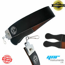 LEATHER SHARPENING STROP STRAP BELT FOR STRAIGHT CUT THROAT SHAVING RAZOR - YNR