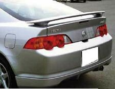 FITS ACURA RSX 2002-2006 UNPAINTED REAR BOLT-ON TRUNK SPOILER