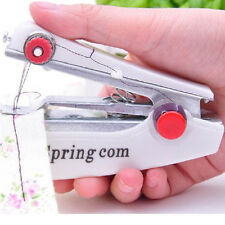 Hot Home mini manual portable small pocket-sized sewing machine LJL01