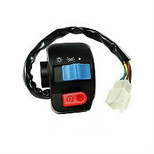 Scooter Right Hand Switch Gear For Many GY6 Engines QMB139,Peugeot,Jonway,Jinlun