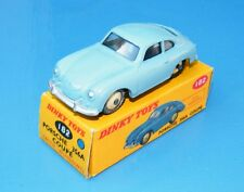 Dinky Toys No.182 Porsche 356A Coupe Blue Colour Original MIVNB!!!