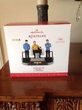 Hallmark Keepsake To Boldy Go Star Trek 50th Anniversay