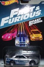 HOTWHEELS  PAUL WALKERS NISSAN SKYLINE FAST AND FURIOUS ~