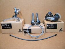 New-Old-Stock Suntour GPX 6/7 Speed Shifter/Derailleur Set...Retail Boxed