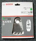 Sägeblatt Handkreissägeblatte Bosch Holz 150 x 2.4 x 20/16 mm neu ovp