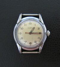 Milber Vintage Military Style Men's Wristwatch For Part Repair