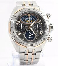 Citizen AV3006-50H Signature Collection Eco-Drive Moon Phase Flyback