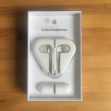 Apple In-Ear Headphones With Remote and Mic (RRP £79)