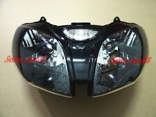 Headlight Assembly Headlamp For Kawasaki Ninja ZX6R 2000-2002 ZX-6R 00 01 02