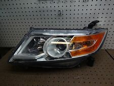 11 12 HONDA ODYSSEY LEFT DRIVER HALOGEN HEADLIGHT OEM 2011 2012