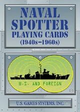 Naval Spotter Playing Cards Deck New